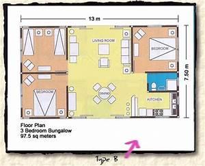 Bedroom Set Sales Floor Plans For Sambolo Beach Bungalows