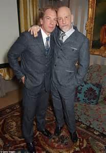 John Malkovich and Julian Sands get close at A Postcard ...