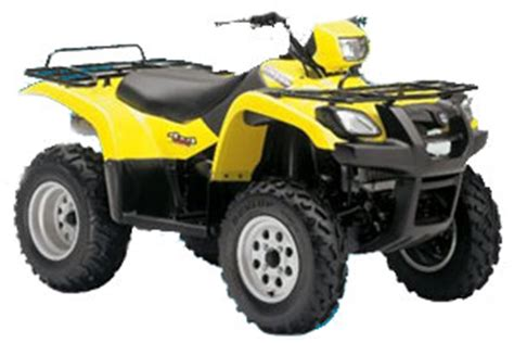 2007 Suzuki Vinson 500 by 2007 Suzuki Vinson 500 4x4 5 Speed Canadian Edition Atv