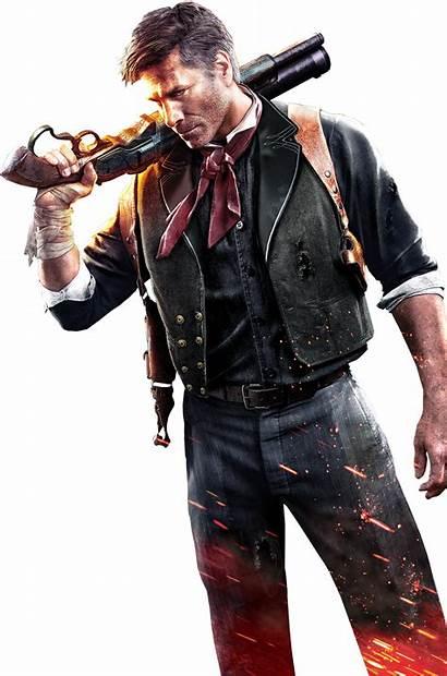 Booker Dewitt Bioshock Infinite Joel Last Protagonist