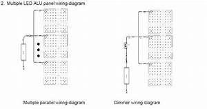 Mutiple Led Troffer Light Dimmer Wiring Diagram