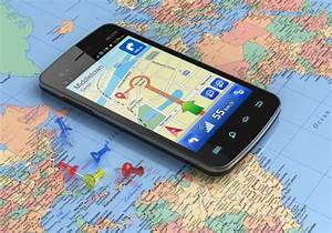 01 Of The Mobile Navigation Definition Picture Free Stock