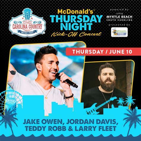 Carolina country music festival 2021 details. Carolina Country Music Fest   June 10 - 13, 2021   Myrtle Beach, SC