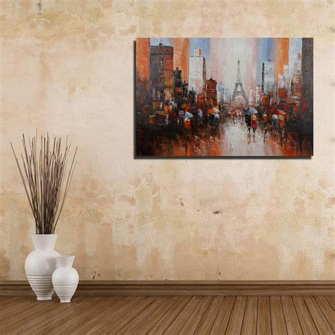 Modern Decorative Painting Hand Paint Canvas Wall Art