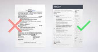 exles of resumes how to write a professional profile