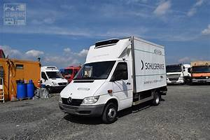 Mercedes Sprinter Seitentür : mercedes benz spinter 413 carrier k hlkoffer 29 grad ~ Jslefanu.com Haus und Dekorationen