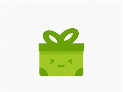 Box Surprise Gift Animation Thumbnail Dribbble