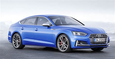 2019 Audi S5 Sportback Review  Audi Suggestions
