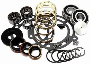 Transmission Rebuild Kit 1995