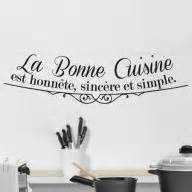 stickers ecriture cuisine cuisine and stickers on