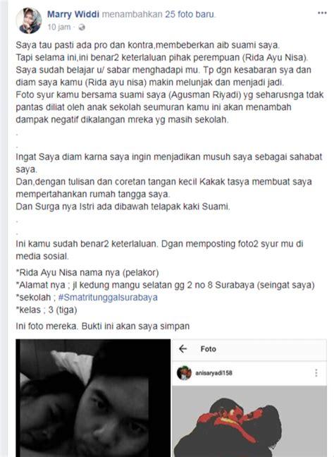 Masih Sekolah Sudah Hamil Viral Pamer Foto Mesum Dengan Suaminya Sang Istri