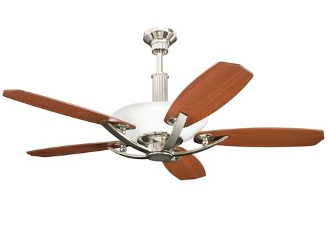 kichler ceiling fans remote control not working kichler 300126pn polished nickel 56 quot indoor ceiling fan