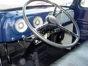 1951 Ford Truck Dash