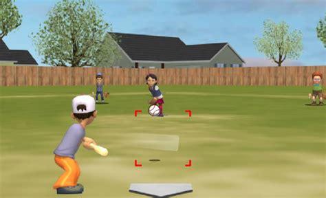 Backyard Sports Sandlot Sluggers, Gioca A Baseball Con Gli