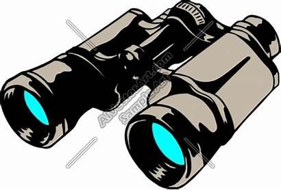 Binoculars Clipart Clipground Vectorart Clip Misc Graphics
