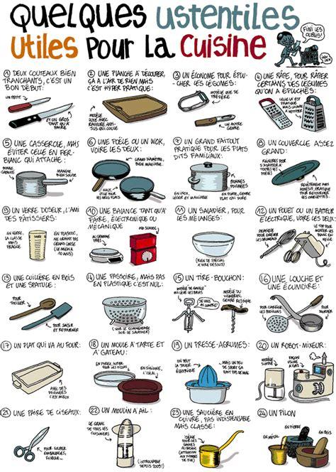 photos bild galeria liste des ustensiles de cuisine