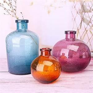 Gros Vase En Verre : achetez en gros bulle en verre vase en ligne des grossistes bulle en verre vase chinois ~ Melissatoandfro.com Idées de Décoration