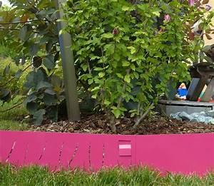 Bordure De Jardin : bordures de jardin acier peint ou galva lot de 5 l45 cm ~ Melissatoandfro.com Idées de Décoration