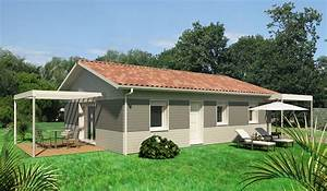 Maison En Bois Construction : offre start maison bois partir de 96 990 dubourg construction maisons en bois landes 40 ~ Melissatoandfro.com Idées de Décoration