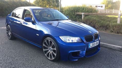 Modified White Bmw 3 Series by Bmw 3 Series E90 2 Litre Petrol 4 Door Saloon M Sport