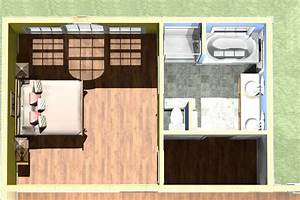 Master Bedroom Addition Floor Plans Suite Over Garage And ...