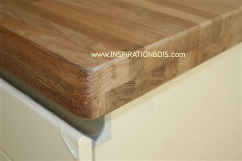 plan de travail de cuisine en bois teck massif 233 pais 7cm thick solid teak kitchen worktop