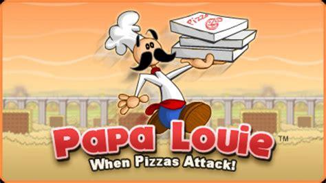 jeux de cuisine papa louie papa louie free flash flipline studios