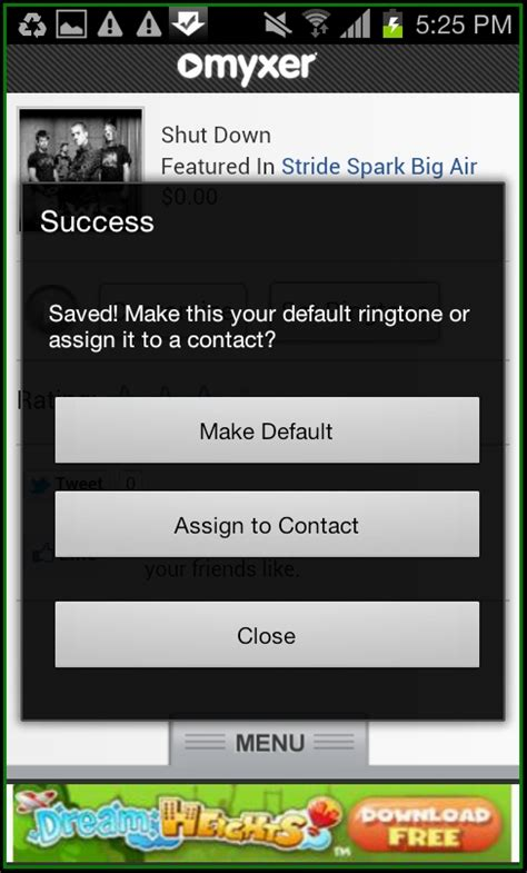 myxer ringtones for android create custom ringtones from phone or voice