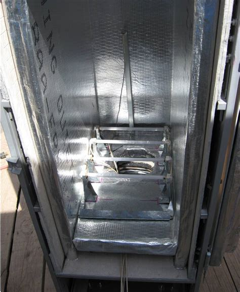 diy powder coatcerakote curing oven ecj