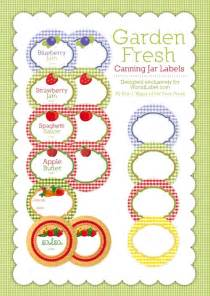 Avery Decorative Labels by Canning Label Templates Worldlabel Blog