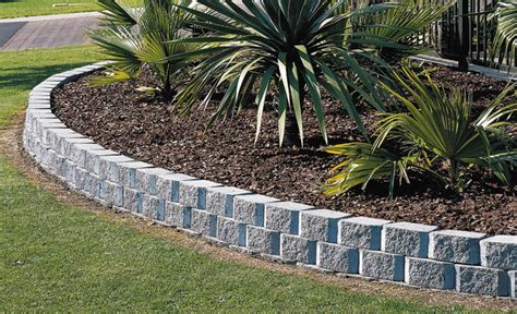 Gartenumrandung Aus Stein by How To Lay Border Stones