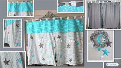 rideau chambre bébé decoration chambre bebe rideau