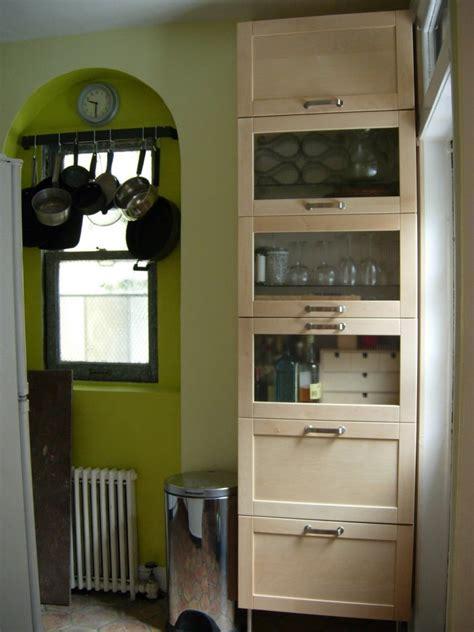 freestanding kitchen storage  wall cabinets ikea