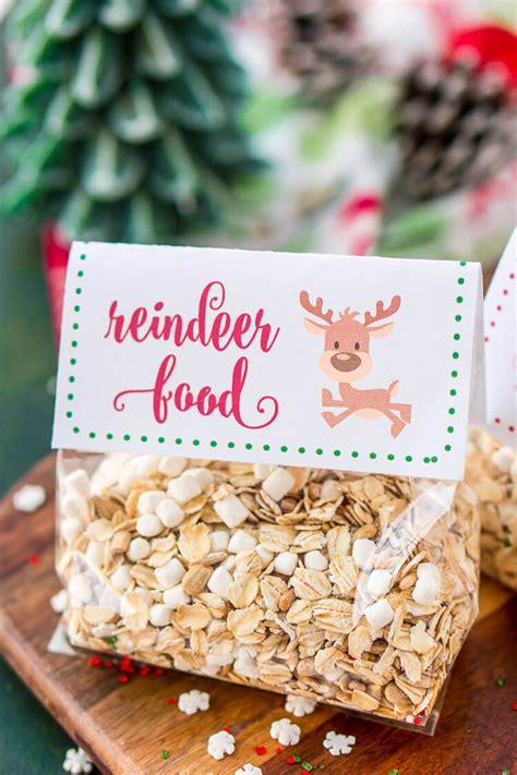 magic reindeer food recipe  poem sugar soul