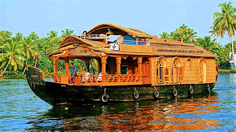 House Boats by How To Do An Alleppey Houseboat Trip Places On The