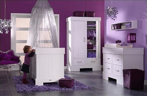 chambre mauve et blanc chambre a blanc definition design de maison