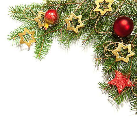 christmas corner happy white enthusiasm background