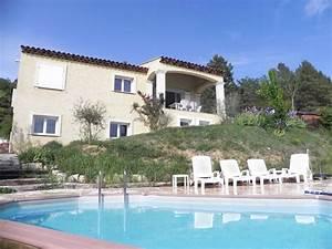 villa avec piscine adossee aux gorges du verdon jusqua With location gorges du verdon avec piscine
