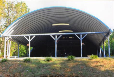arch roof house steel homes prefab houses metal home kit