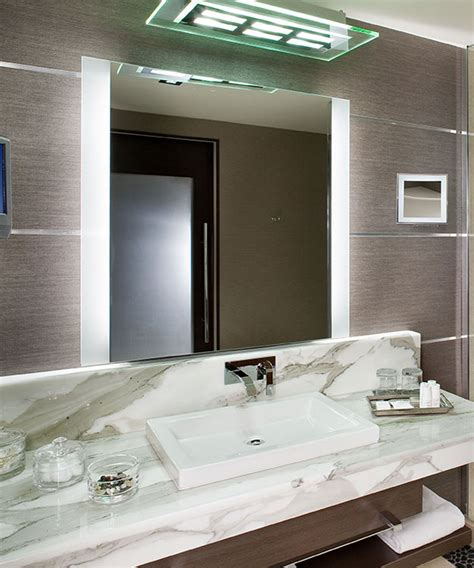 Electric Bathroom Mirror by Novo Led Lighted Mirror Electric Mirror 174
