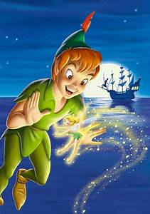 Peter Pan | Movie fanart | fanart.tv  Peter