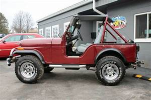 1978 Amc Jeep Cj5 Soft Top I