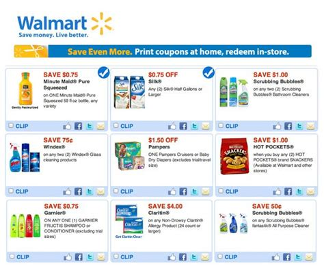 89966 I Walmart Coupons by 17 Best Images About Couponing 101 On Butter