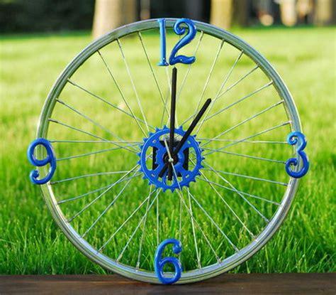 maneras de como reciclar las ruedas de tu bicicleta