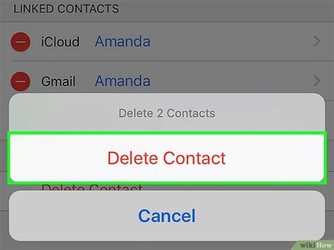 how to delete contacts from iphone 5 5 232 res de supprimer des contacts sur un iphone 3286