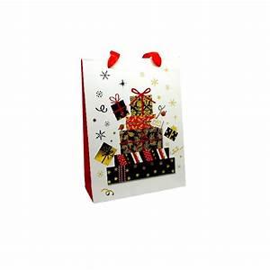 Pochette Cadeau Papier : pochette cadeau papier cartonn glac motif cadeaux de ~ Teatrodelosmanantiales.com Idées de Décoration