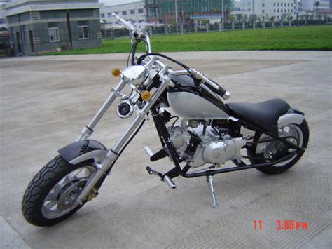 Four-stroke Mini Chopper Kl-hs-05(id