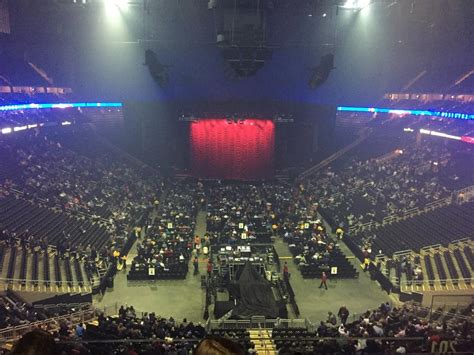 sprint center section  concert seating rateyourseatscom