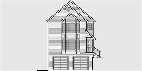 stacked duplex house plans duplex house plans  garage