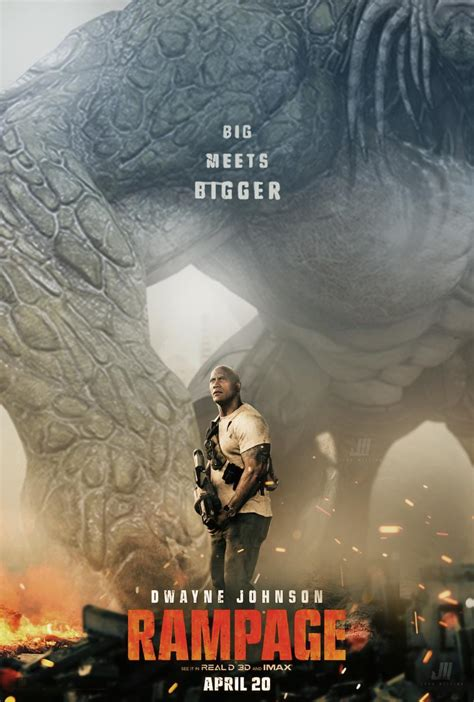 Image result for rampage movie